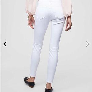 NWT Curvy skinny Jeans in White